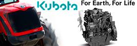 Neue Kubota Motoren