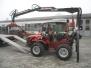 TTR 9800 Umbau mit Forstkran und Druckluft